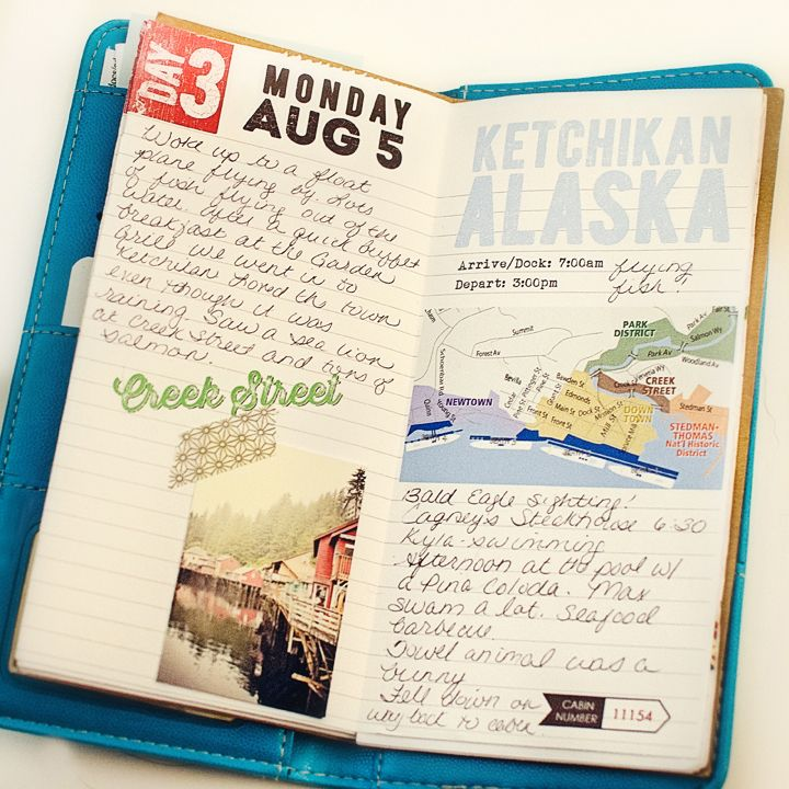 Tumblr notebook cover ideas little ideas notebook from the - The Art Of Keeping A Travel Journal Athletes Abroad