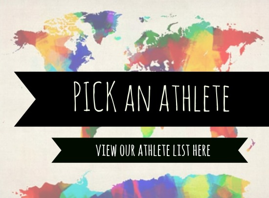 pick athlete