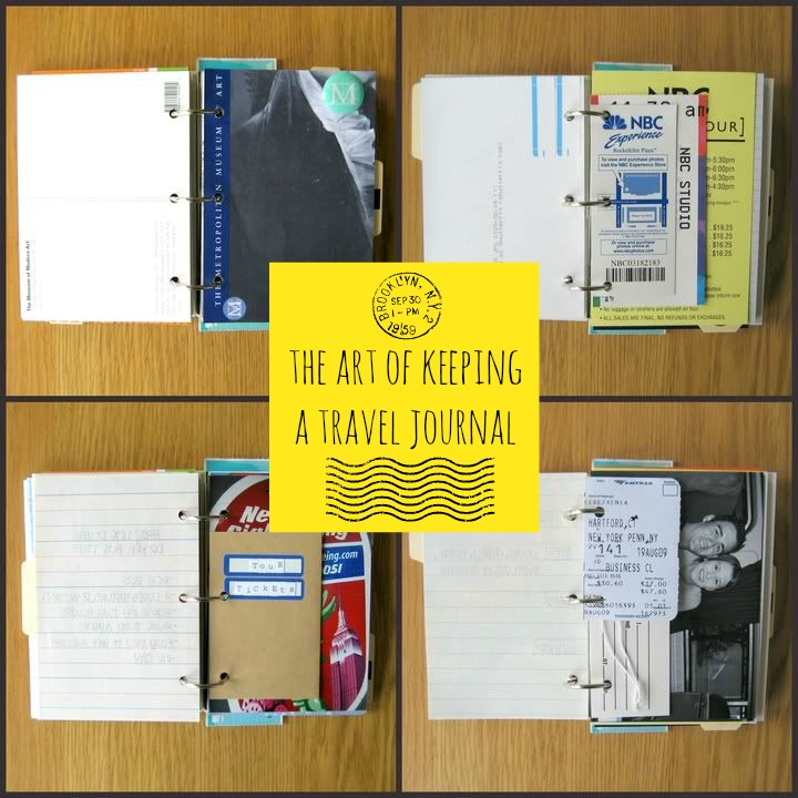 The Art Of Keeping A Travel Journal Athletes Abroad